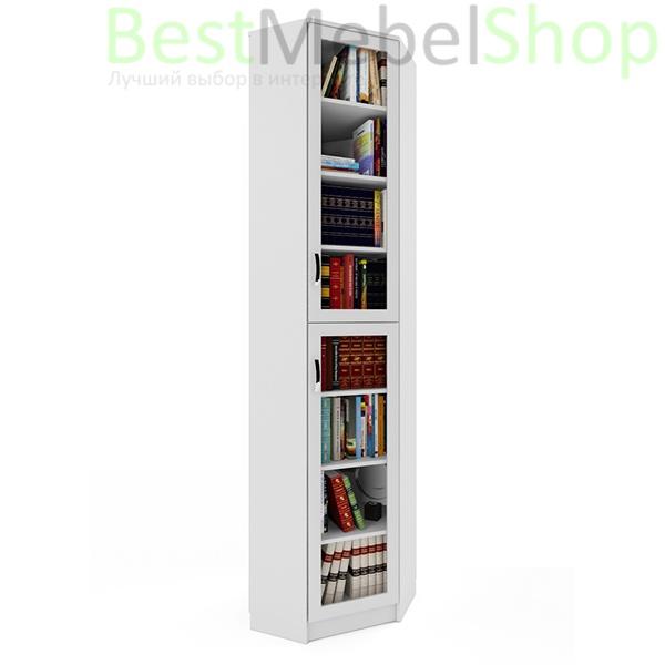 Фото Книжный шкаф угловой Бдм-38б. Купить в РФ