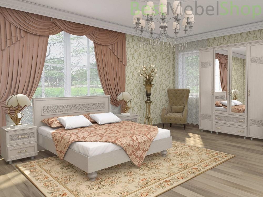 Фото Спальня Виктория. Купить с доставкой