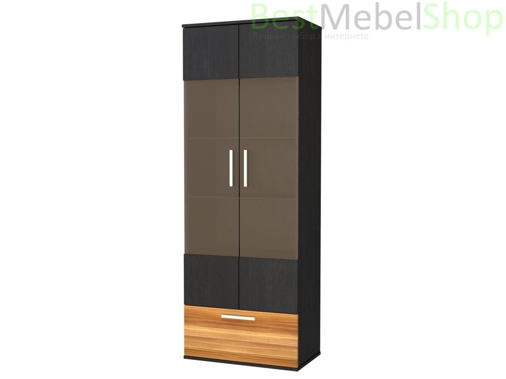 Фото Шкаф 2-х дверный с ящиком Медиссон. Купить в РФ