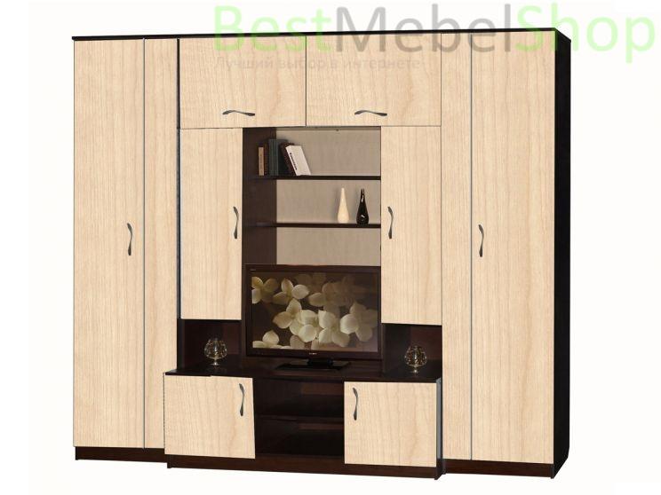 Фото Мебельная стенка Стефания-2. Купить с доставкой