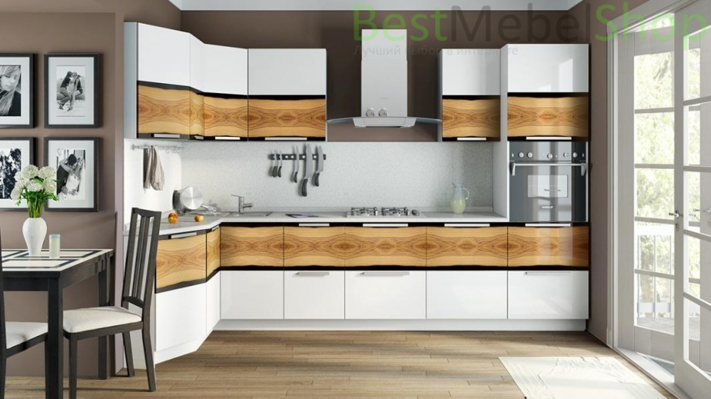 Фото Кухонная стенка Фэнтези композиция 2. Купить с доставкой