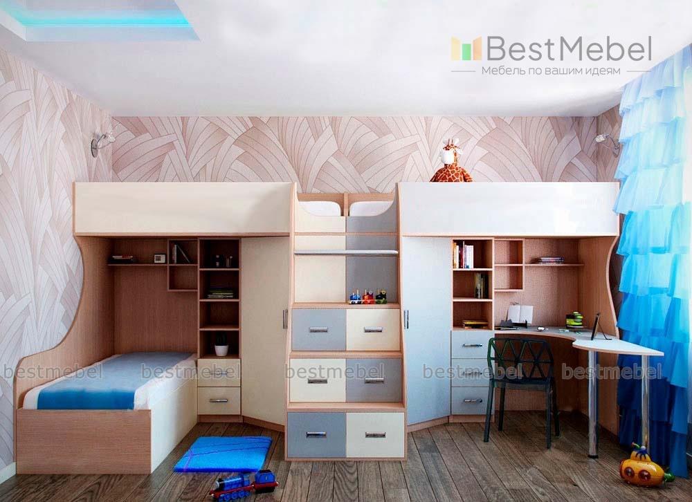 Мебель для детской комнаты подростков